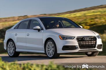 Insurance rates Audi A3 in Atlanta