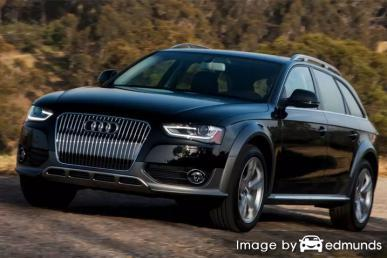 Insurance rates Audi Allroad in Atlanta