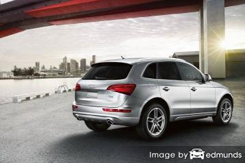 Insurance rates Audi Q5 in Atlanta