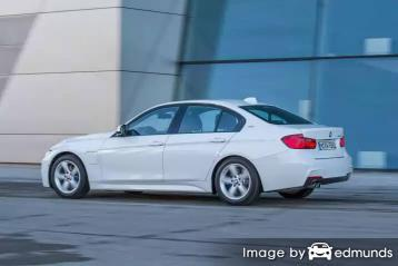 Insurance quote for BMW 325i in Atlanta