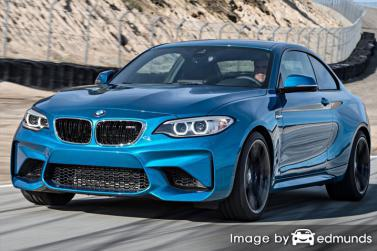 Discount BMW M2 insurance