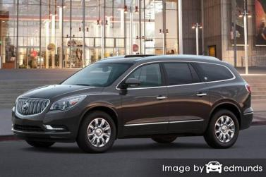 Insurance rates Buick Enclave in Atlanta