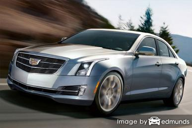 Insurance quote for Cadillac ATS in Atlanta