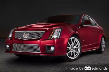 Insurance for Cadillac CTS-V