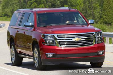 Insurance for Chevy Suburban