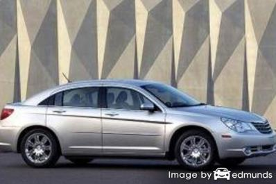 Insurance for Chrysler Sebring