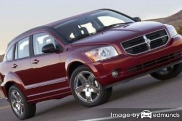 Discount Dodge Caliber insurance
