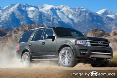 Insurance rates Ford Expedition in Atlanta