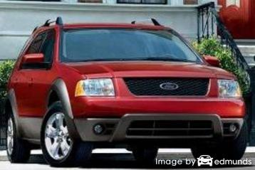 Insurance quote for Ford Freestyle in Atlanta