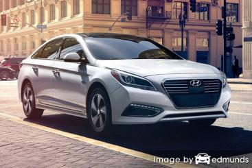 Insurance for Hyundai Sonata Hybrid