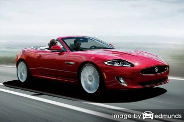Discount Jaguar XK insurance