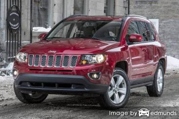 Jeep Compass Insurance Rate Quotes In Atlanta Ga