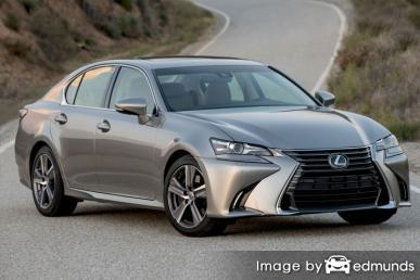 Insurance rates Lexus GS 200t in Atlanta