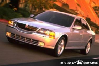 Insurance quote for Lincoln LS in Atlanta
