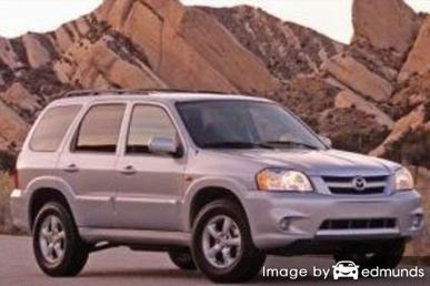 Insurance quote for Mazda Tribute in Atlanta