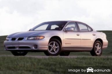 Insurance quote for Pontiac Grand Prix in Atlanta