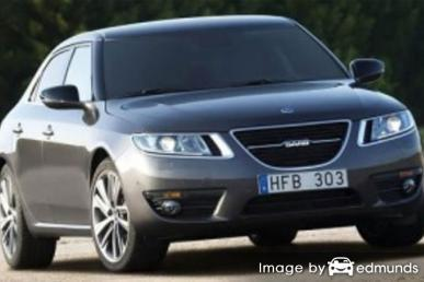 Insurance quote for Saab 9-5 in Atlanta