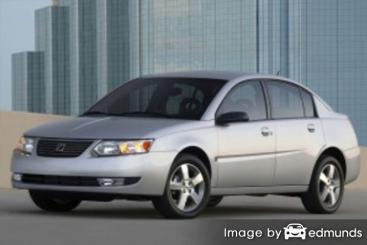 Insurance quote for Saturn Ion in Atlanta