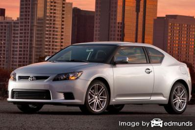 Insurance rates Scion tC in Atlanta
