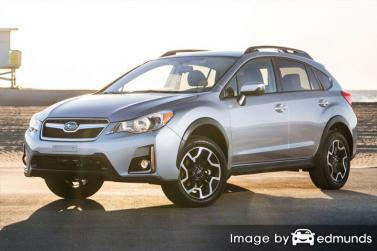 Insurance quote for Subaru Crosstrek in Atlanta