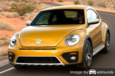 Insurance for Volkswagen Beetle