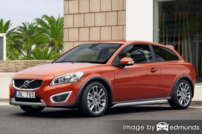 Insurance rates Volvo C30 in Atlanta