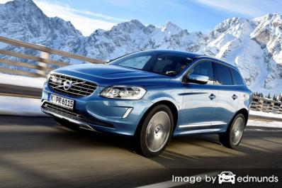 Insurance quote for Volvo XC60 in Atlanta